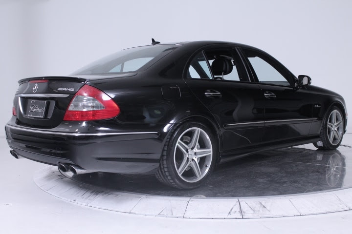 Used 2009 MERCEDES-BENZ E63 AMG For Sale | Plainview near ...