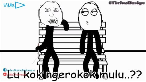 vime indonesia herp merokok fans youtube