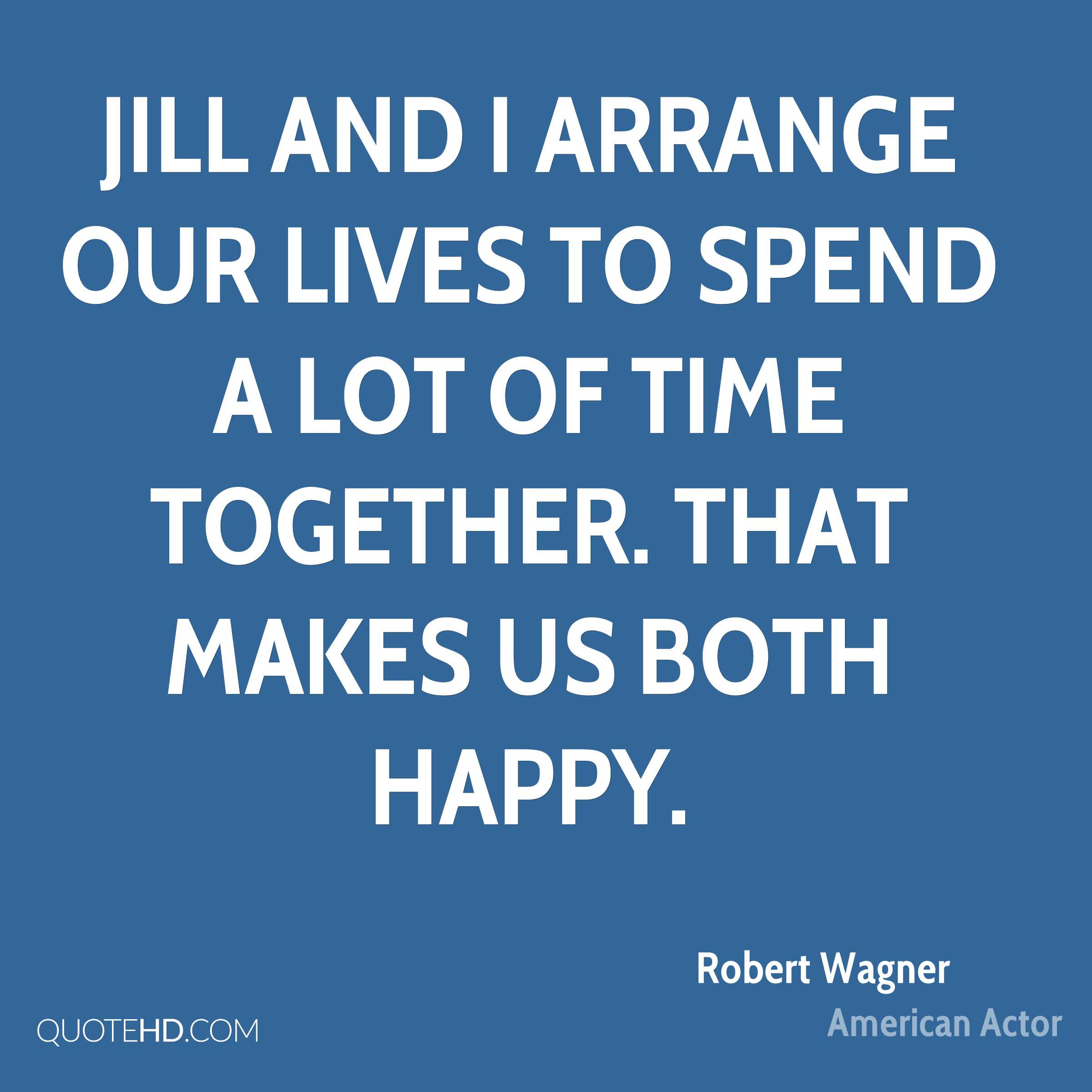 Robert Wagner Quotes Quotehd