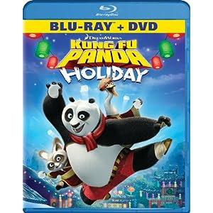 Kung Fu Panda Holiday (Two-Disc Blu-ray/DVD Combo)