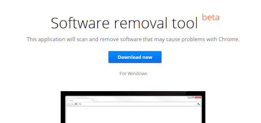 Google Releases Software Removal Tool to Fight Malware on Chrome - Chrome Story