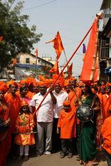 Jai Shivaji Jai Bhavani by firoze shakir photographerno1