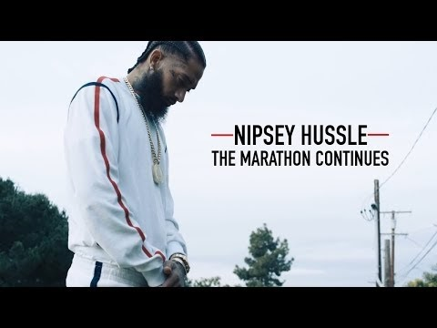 Nipsey Hussle x Tupac x Roddy Ricch - The Marathon Continues