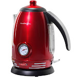 Nostalgia Retro Series RWK150 Steel Kettle - 1500W - 1.8 qt