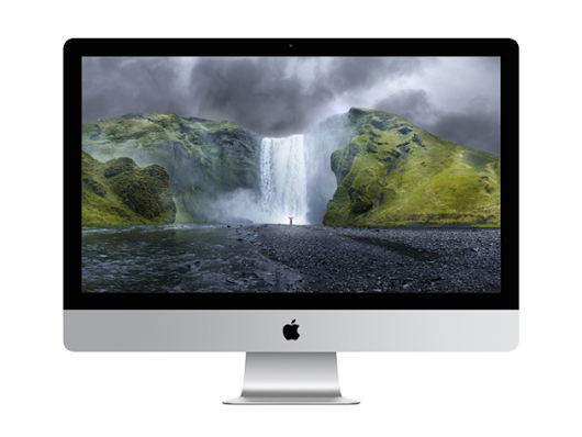 "Explore Your Digital World in Unparalleled Clarity with this 27"" Retina iMac"