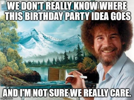 120+ EXTREMELY Creative & Funny Happy Birthday Memes - BayArt