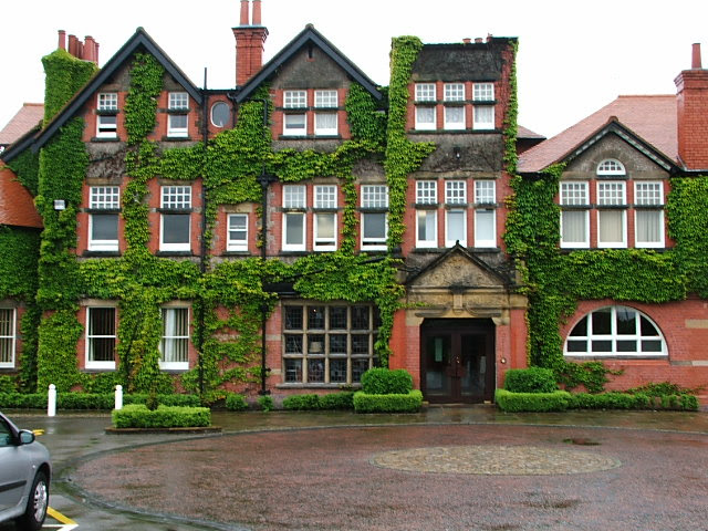 Hoylake Clubhouse