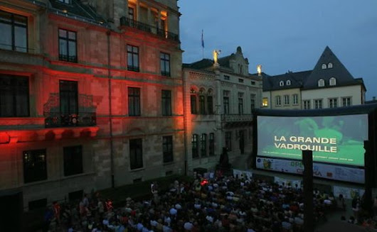 Free film screenings: Watch your favourite movies under the stars in Luxembourg City