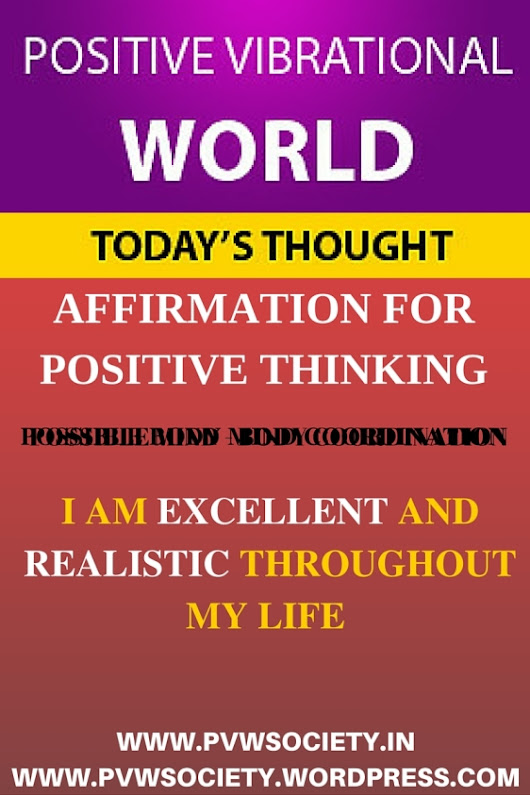 Positive Vibrational World