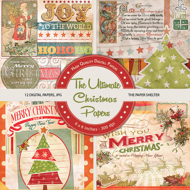 The Ultimate Christmas Papers