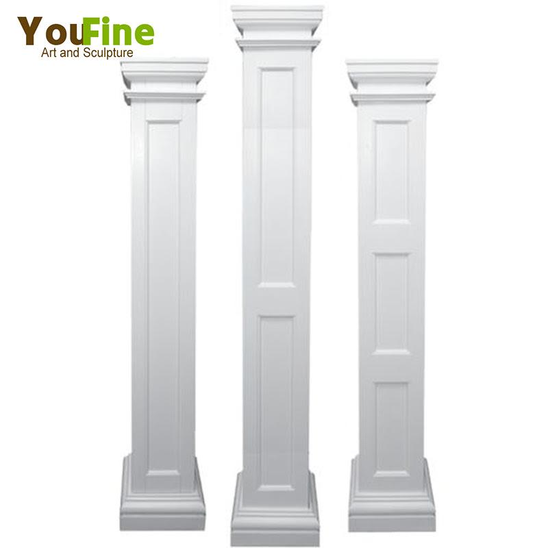 2018 New Design Modern Square Pillar Design For Decoration Buy