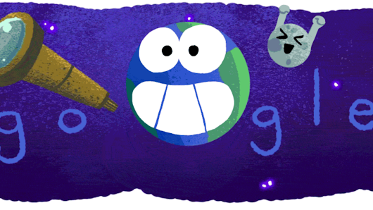 Exoplanet discovery Google doodle salutes the 7 Earth-like planets found by NASA