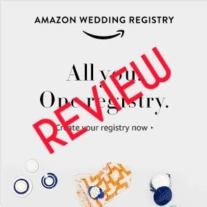 Amazon Wedding Registry Review   Should I Signup?