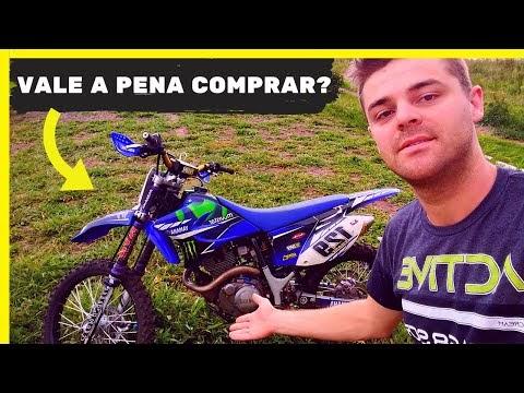 Yamaha TTR 230 é uma boa moto para começar na trilha?