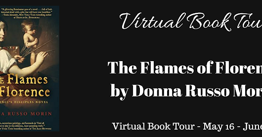 The Flames of Florence by Donna Russo Morin