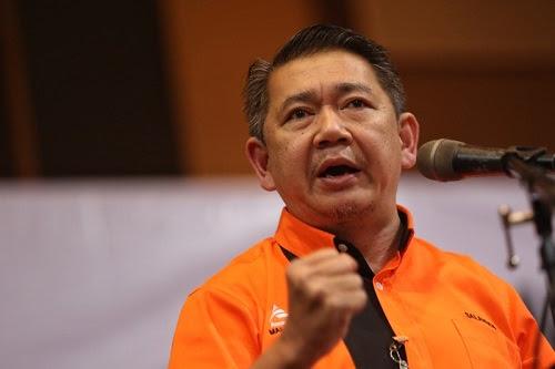 Pertempuran merebut undi di Johor beralih keluar bandar