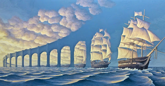 23 Mind-Bending Paintings By Canadian Artist Rob Gonsalves