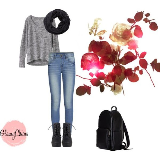 Polyvore : Fall outfits ideas :)