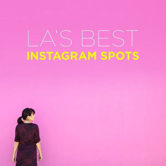 25 Best Instagram Spots in Los Angeles » Local Adventurer >> Currently San Diego