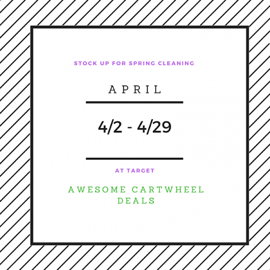 Great Airwick Promotion at Target to Stock up for Spring Cleaning #EverydaySaves - Generations of Savings