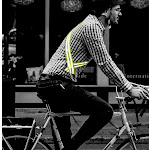 Reflective Safety Sash, for trekking and biking, by Seattle Sports