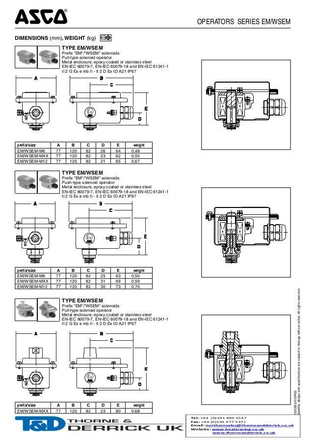 Wiring Diagram  33 Asco Solenoid Valve Wiring Diagram