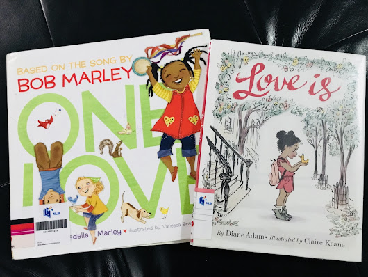"[Monday Reading] Simple But Powerful Messages Of Love in Marley's ""One Love"" and ""Love Is"""