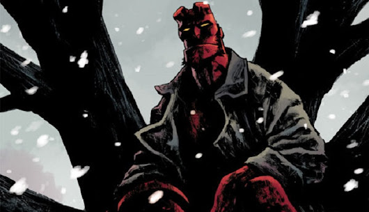'Hellboy' Reboot Will Be R-Rated, Bloody, Have Practical Effects