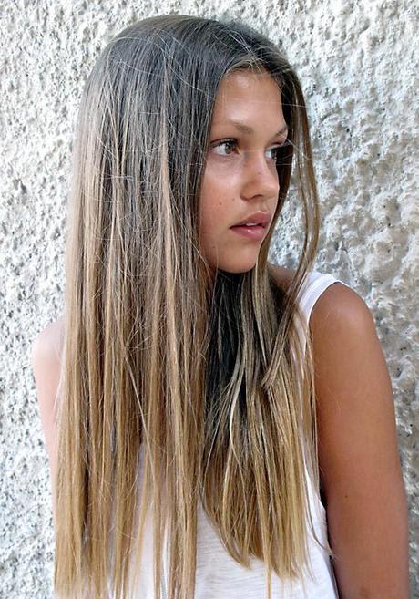 Graue Haare Dunkel Farben