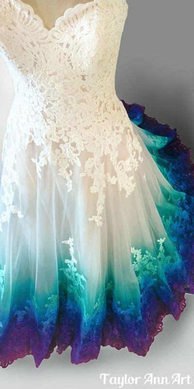 WILL YOU DYE YOUR WEDDING DRESS ? @ Vivian