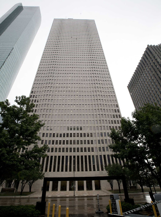 NRG to consolidate at One Shell Plaza in major downtown sublease deal
