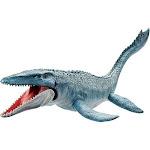 "Jurassic World Real Feel Mosasaurus, Blue, 28"""