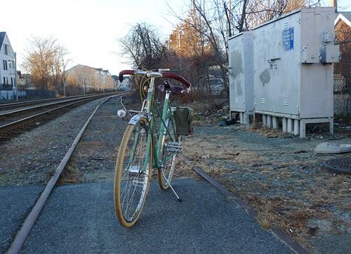 Royal H., Railroad