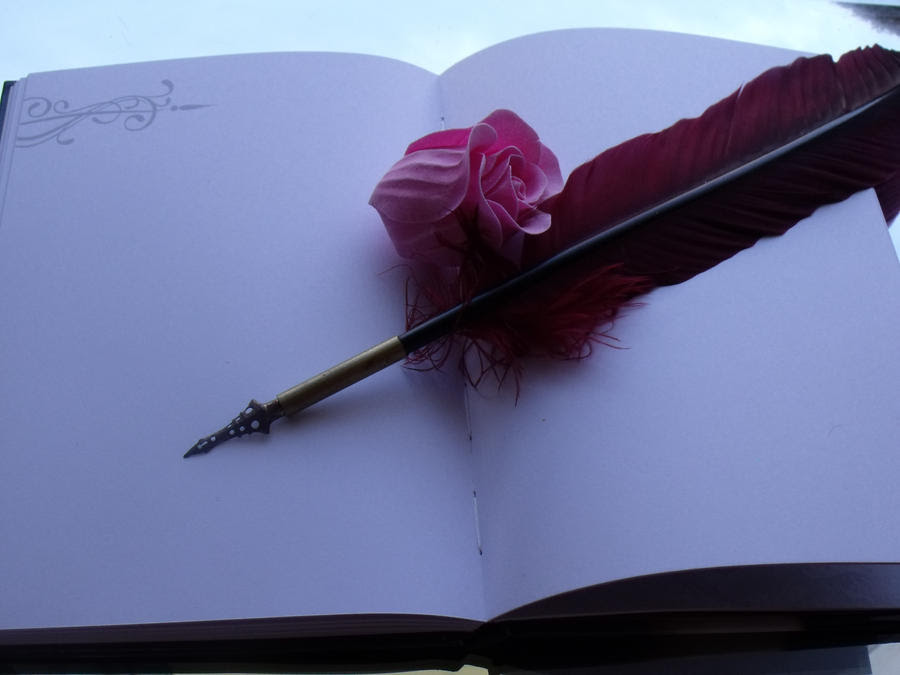 Blank Page, New Life by Mellowillow on DeviantArt