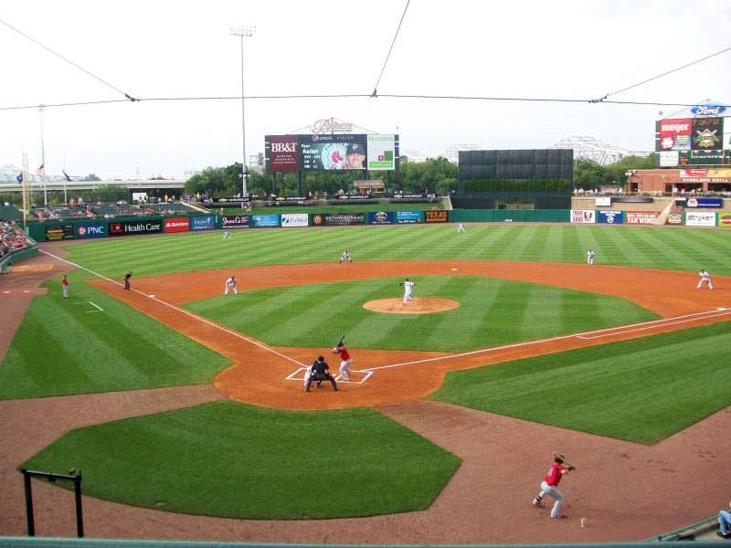 Louisville Slugger Field Home Of Louisville Bats