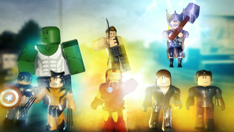Best Roblox Hero Games List - are flash roblox games