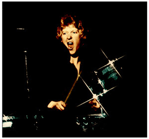 Dinky Diamond played drums on Sparks albums