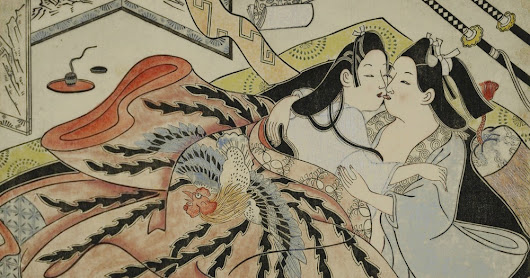 Shunga: 3 Essential Things to Know About Japanese Erotic Prints