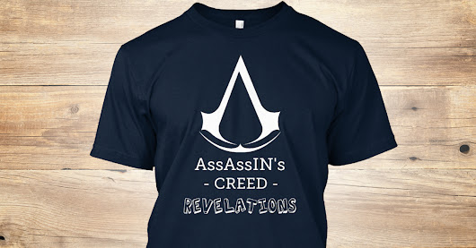 Assassin's Creed Revelations T-Shirt