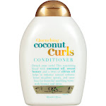 OGX Quenching + Coconut Curls Conditioner - 13 oz bottle