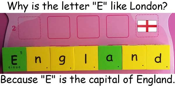 capital 首都 大寫字母