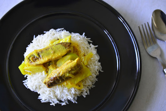 Sardine And Green Tomato Curry | Oven Tales