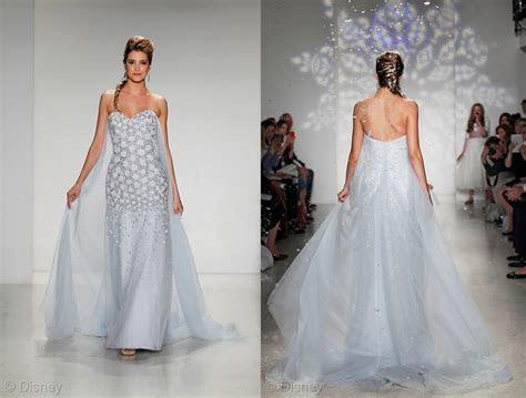 Frozen Wedding Dress: Alfred Angelo Launches Disney