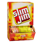 Slim Jim Smoked Snack Stick, Original, 0.28 oz, 120-count