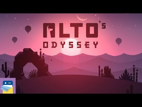 Alto's Odyssey Game Play
