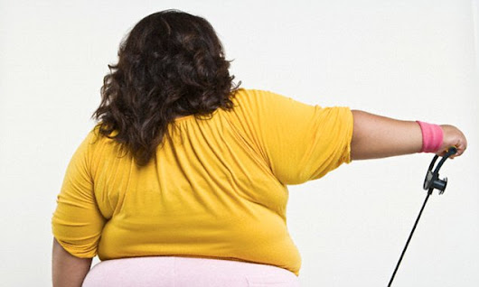 Why exercise is more vital than counting calories for obese people...