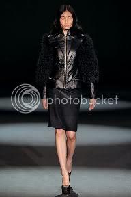 Christian Siriano Fall 2011: New York Fashion Week