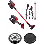 Knox Gear Cordless Vacuum Cleaner with Hepa & Sponge Filter