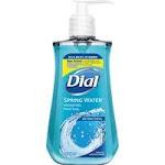DIA 02670 Dial Corp. Dial Spring Water AntiBact Hand Soap DIA02670