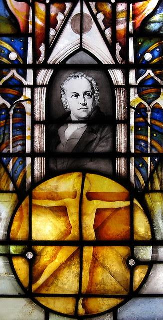 William Blake (Detail)